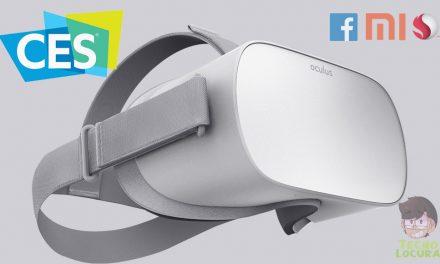Facebook y Xiaomi se unen para crear las gafas VR Oculus Go