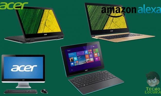 Acer incluye Amazon Alexa en los ordenadores en 2018