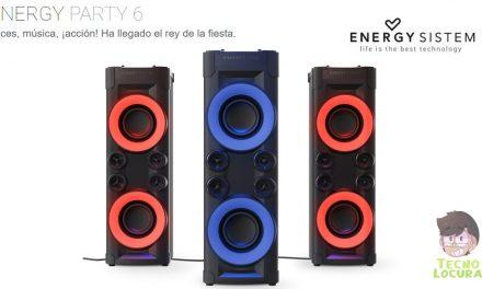 Nuevo Energy Party 6: luces, música y acción
