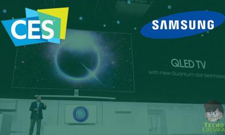 CES2018: Samsung nos trae resolución 8k