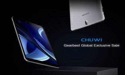 Chuwi Hi8 Air lanzamiento mundial con OFERTÓN en Gearbest