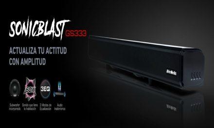 AVerMedia SonicBlast, nuevas y exclusivas barras de sonido