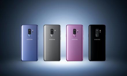 "Samsung anuncia ""Titanium Gray"" de Galaxy S9+ con 256 GB"