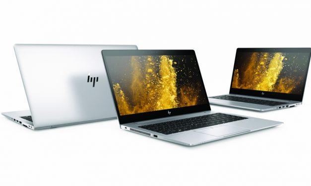 HP presenta nuevos portátiles, workstation y pantallas profesionales con características premium