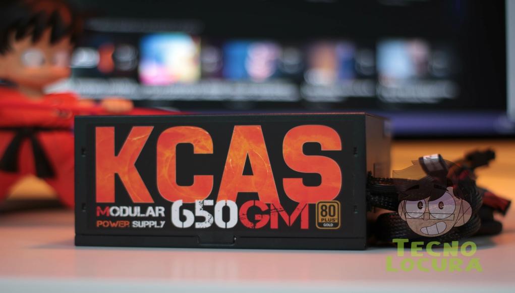 Aerocool KCAS 650GM: PSU con RGB a review