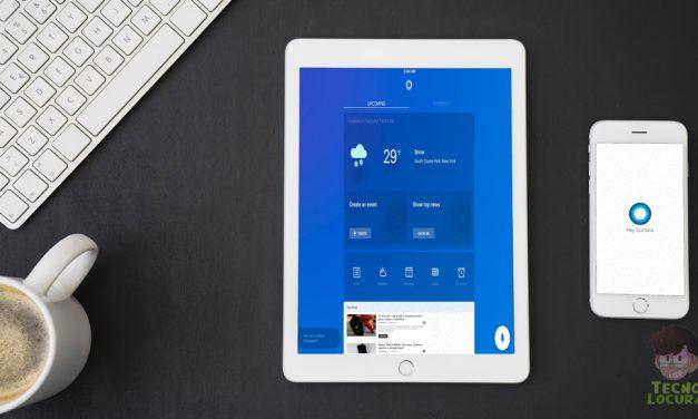 Cortana se infiltra en líneas enemigas y ya está disponible en el iPad de Apple