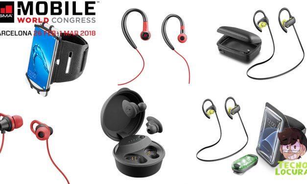 Cellularline presenta su nueva gama de accesorios para los amantes del deporte