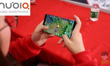 Nubia presenta el N3, un prototipo de smartphone gaming y su nueva división de IoT