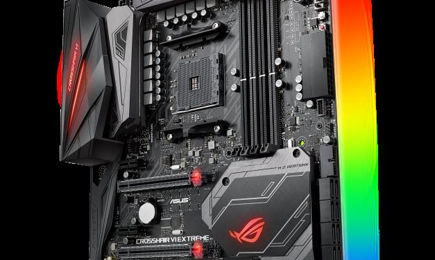 ASUS anuncia compatibilidad de procesadores AMD Ryzen con gráficos Radeon Vega