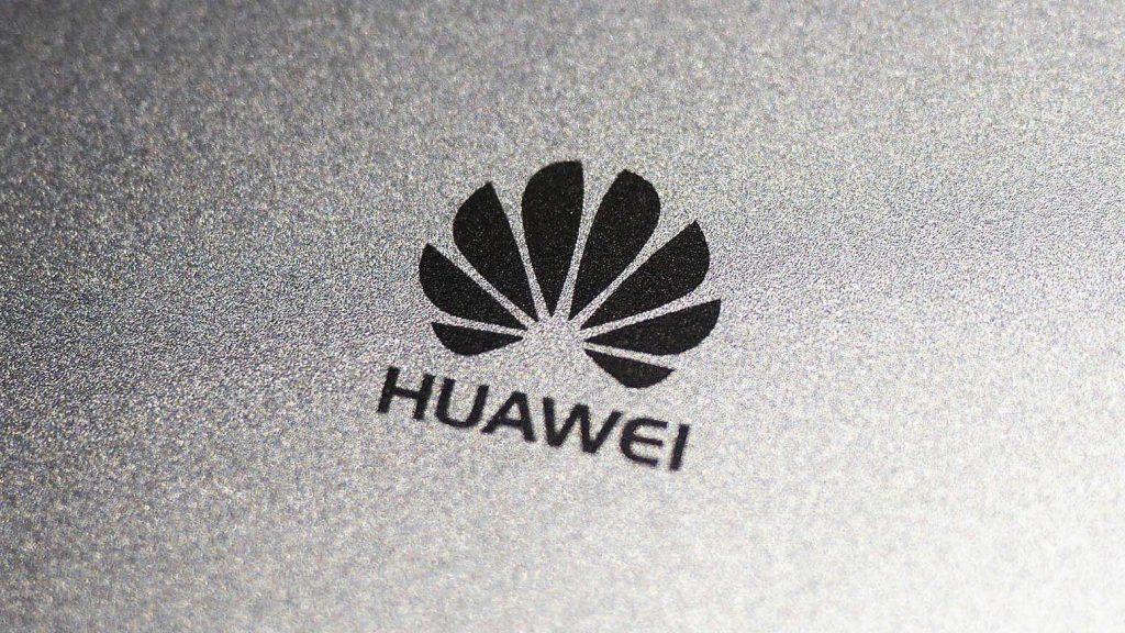 Logo Huawei P20