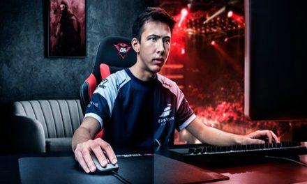 Trust Gaming Kusan: ratón de competición en colaboración con Epsilon eSports