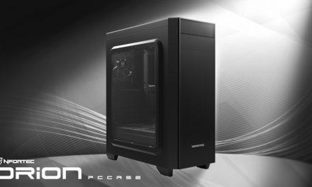 NFORTEC ORION, tanto para uso profesional como ocio gaming