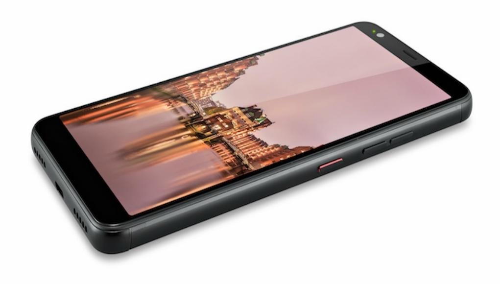 """Gigaset GS370 y GS370 plus: 5.7"""" pantalla 18:9 y doble cámara"""