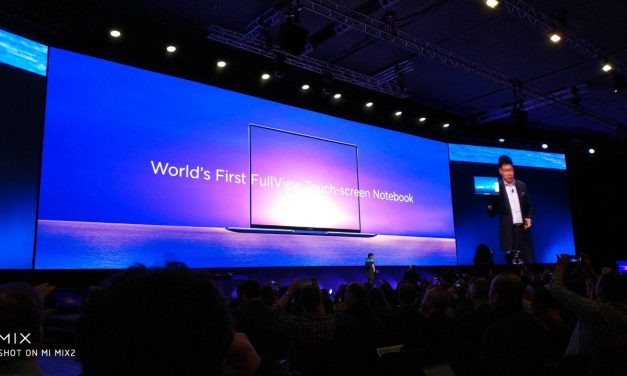Presentación oficial del Huawei MateBook X Pro