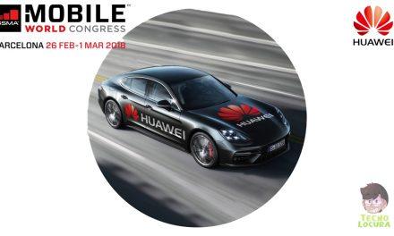 RoadReader, Huawei presenta el primer vehículo conducido por un smartphone con inteligencia artificial