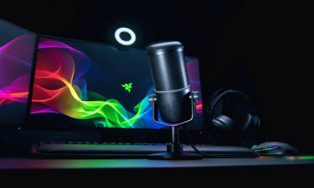 Razer Seiren Elite: micrófono para streaming de calidad profesional