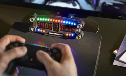 THRUSTMASTER BT LED DISPLAY: PANEL LED PS4