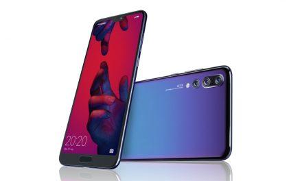 Huawei presenta Huawei P20 y Huawei P20 Pro