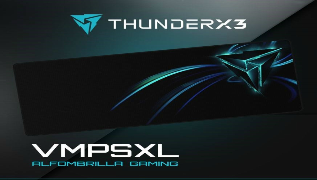 ThunderX3 VMPSXL: Alfombrilla gaming para eSports