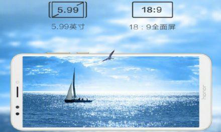 Honor 7C ya es oficial en China con Snapdragon 450