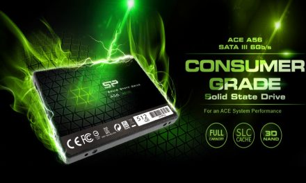 SP ACE A56 SATA III 6GB/s ¡Ya está disponible!