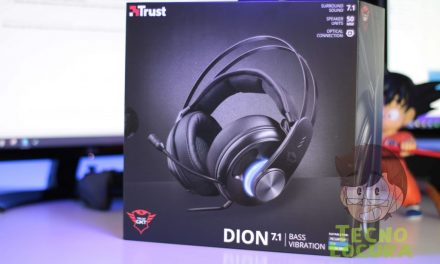 Trust DION: Auriculares con sonido 7.1 a REVIEW