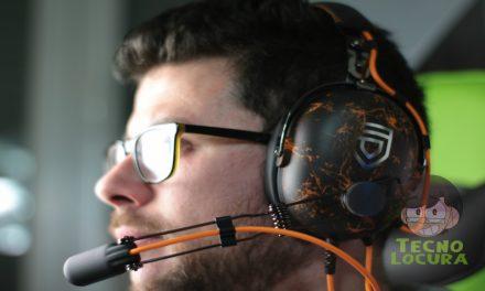 Arctic P533 PENTA: Auriculares profesionales para gaming