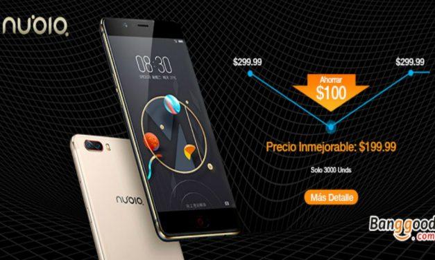 Ofertas en 3 móviles de la mano de Banggood