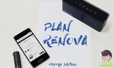 Plan renova y garantías de producto de tres años para alargar la vida útil de los dispositivos