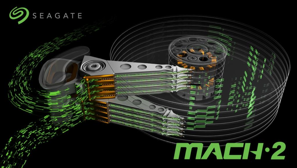 Seagate MACH 2: Discos mecánicos a velocidad de SSD