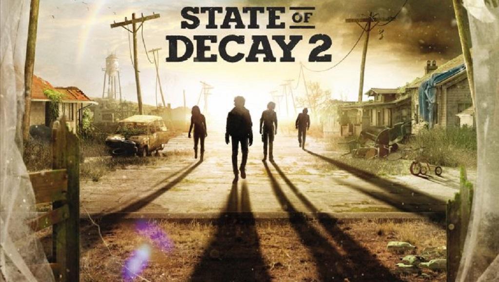 State of Decay 2 se estrenará en Xbox One y PC el próximo 22 de Marzo