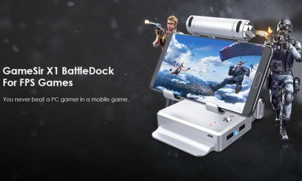 GameSir X1 BattleDock, ideal para jugar a PUBG y CoD
