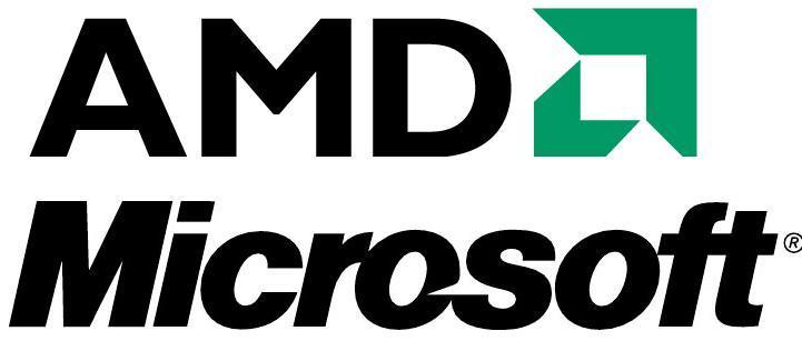 AMD y Microsoft