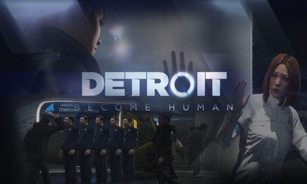 Detroit: Become Human. 5 razones para esperar su estreno