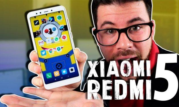 SORTEO INTERNACIONAL Xiaomi Redmi 5 + Accesorios. FINALIZADO