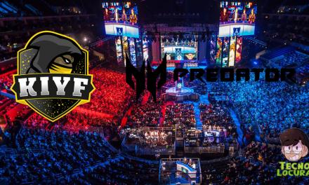 Predator Patrocinador y Proveedor Oficial de KIYF eSports para el 2018