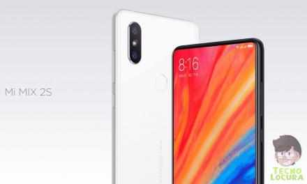 Xiaomi Mi MIX 2S: Lanzamiento, precios y novedades
