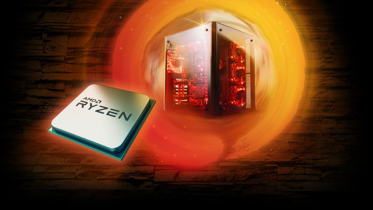 generación de sus procesadores Ryzen