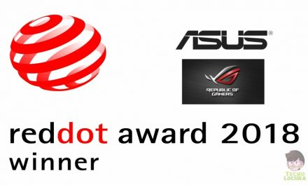 ASUS Republic of Gamers se hace con seis Red Dot Design Awards