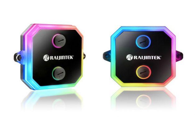 Raijintek CWB-RGB, lo más bonito para RL