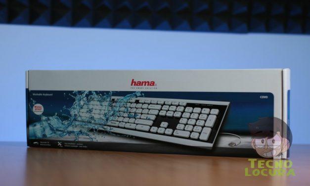 Hama Covo: Teclado sumergible a REVIEW