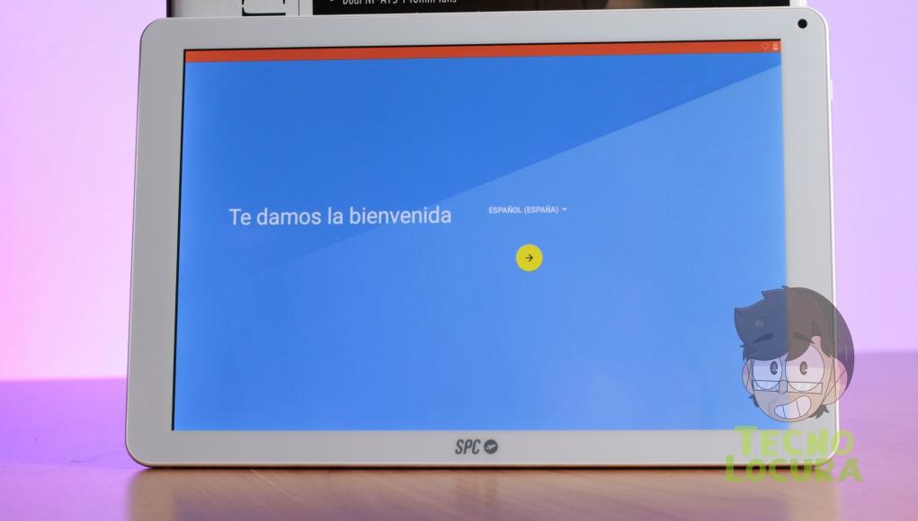 SPC Heaven 10.1, tablet a review y conclusiones
