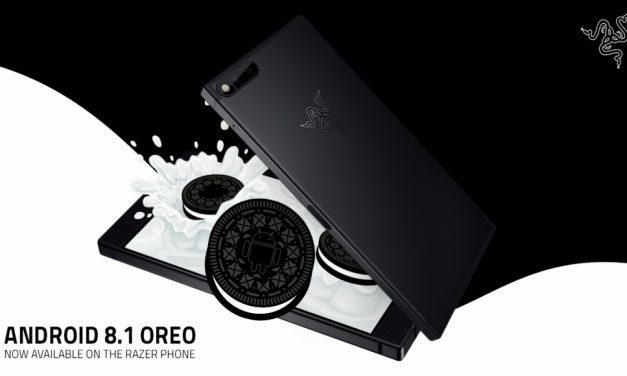 Razer Phone se actualiza a Android Oreo 8.1
