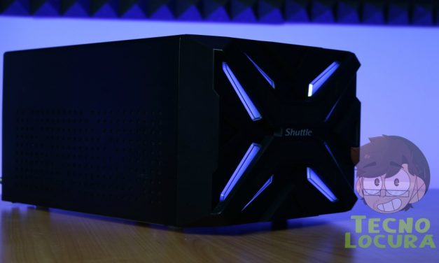 Shuttle XPC cube SZ270R9: Mini PC Barebone Gaming
