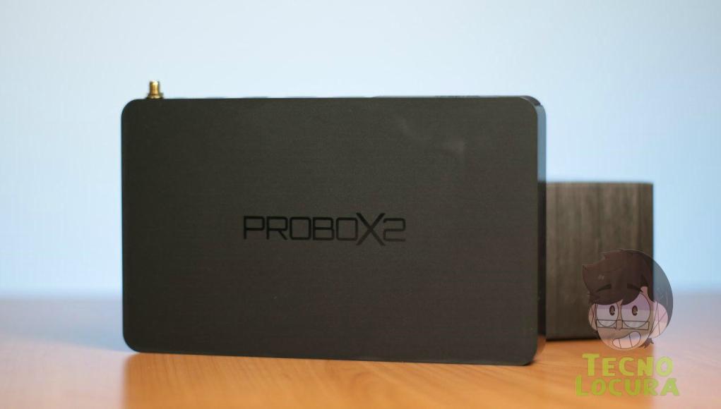 PROBOX2 AVA: Android TV cercano al mini PC. REVIEW