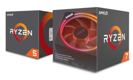 AMD: 2ª generación de sus procesadores Ryzen