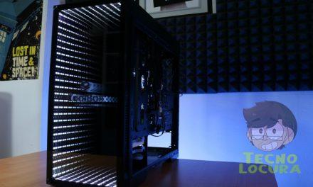 CoolBox DeepEndless, efecto túnel espejo infinito