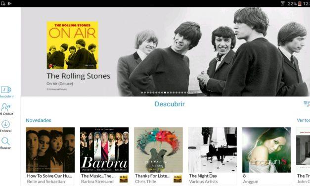 Qobuz: catálogo música en sonido de Alta Resolución