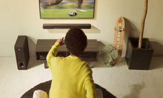 YAMAHA YAS-207: ¡Que comience el Mundial de Fútbol!