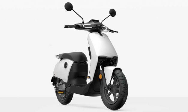 SUPER SOCO. La moto electrica del futuro de XIAOMI